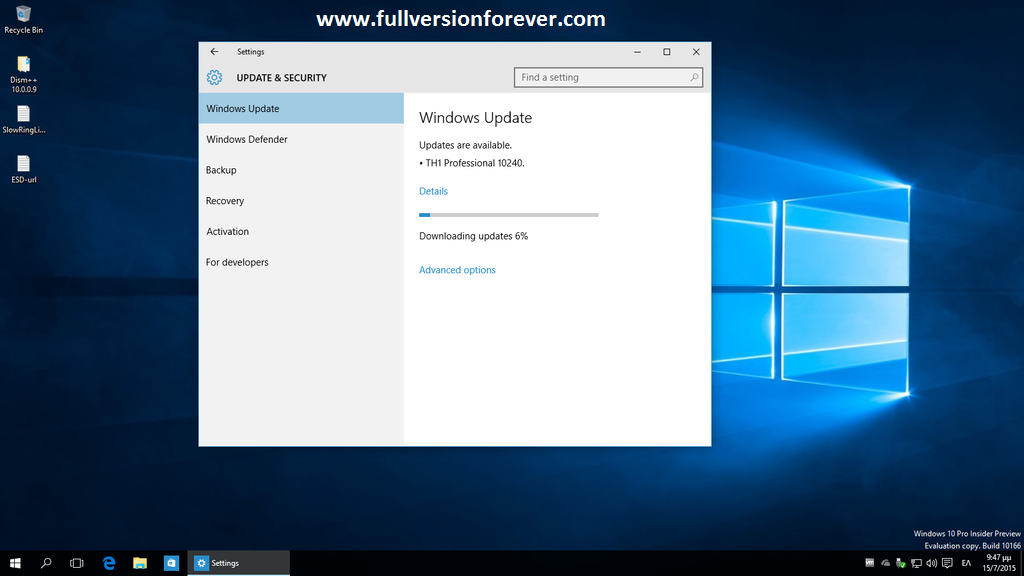 64 10 bit windows msdn торрент