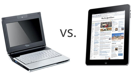 Era Netbook Berakhir, Waktunya Komputer Tanpa Keyboard