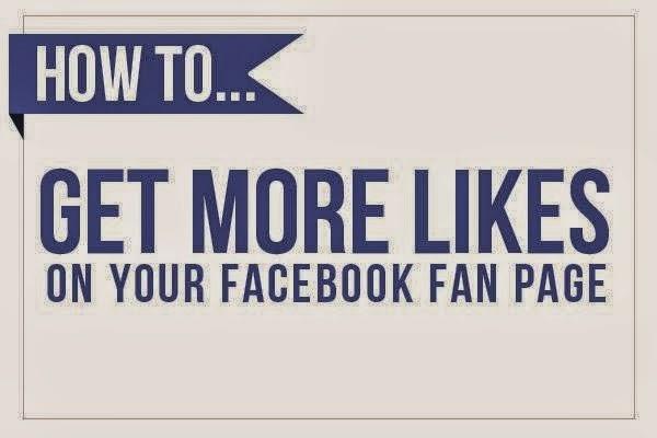 trik tingkatkan likes facebook page