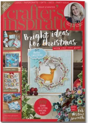 Published in Crafter's Inspiration Magazine