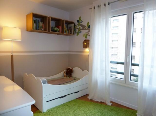 C mo decorar un dormitorio para 2 ni os infantil decora - Decorar habitacion ninos ...