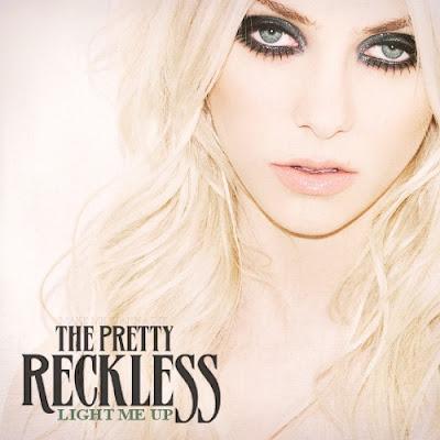 The Pretty Reckless - Light Me Up Lyrics