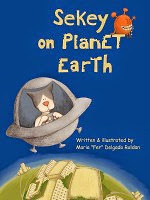 "My book ""Sekey on Planet Earth"""