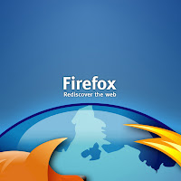 Firefox iPad and iPad 2 Wallpapers