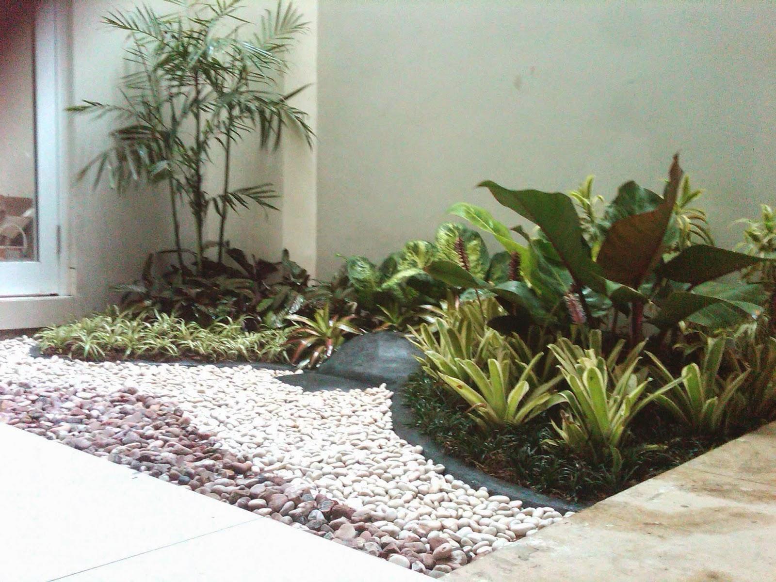 Ide Desain Taman Minimalis Bali Masa Kini