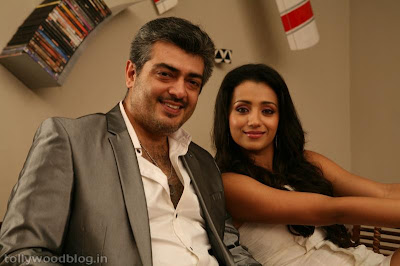 Ajith's Mangatha latest stills