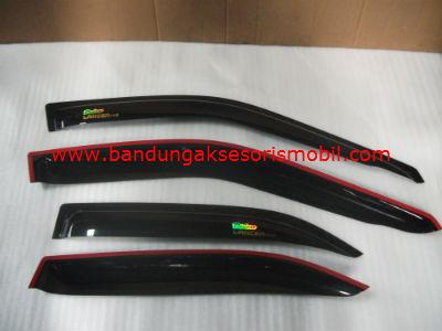 ... Lancer Evo III Original Black Depan Belakang | Bandung Aksesoris Mobil