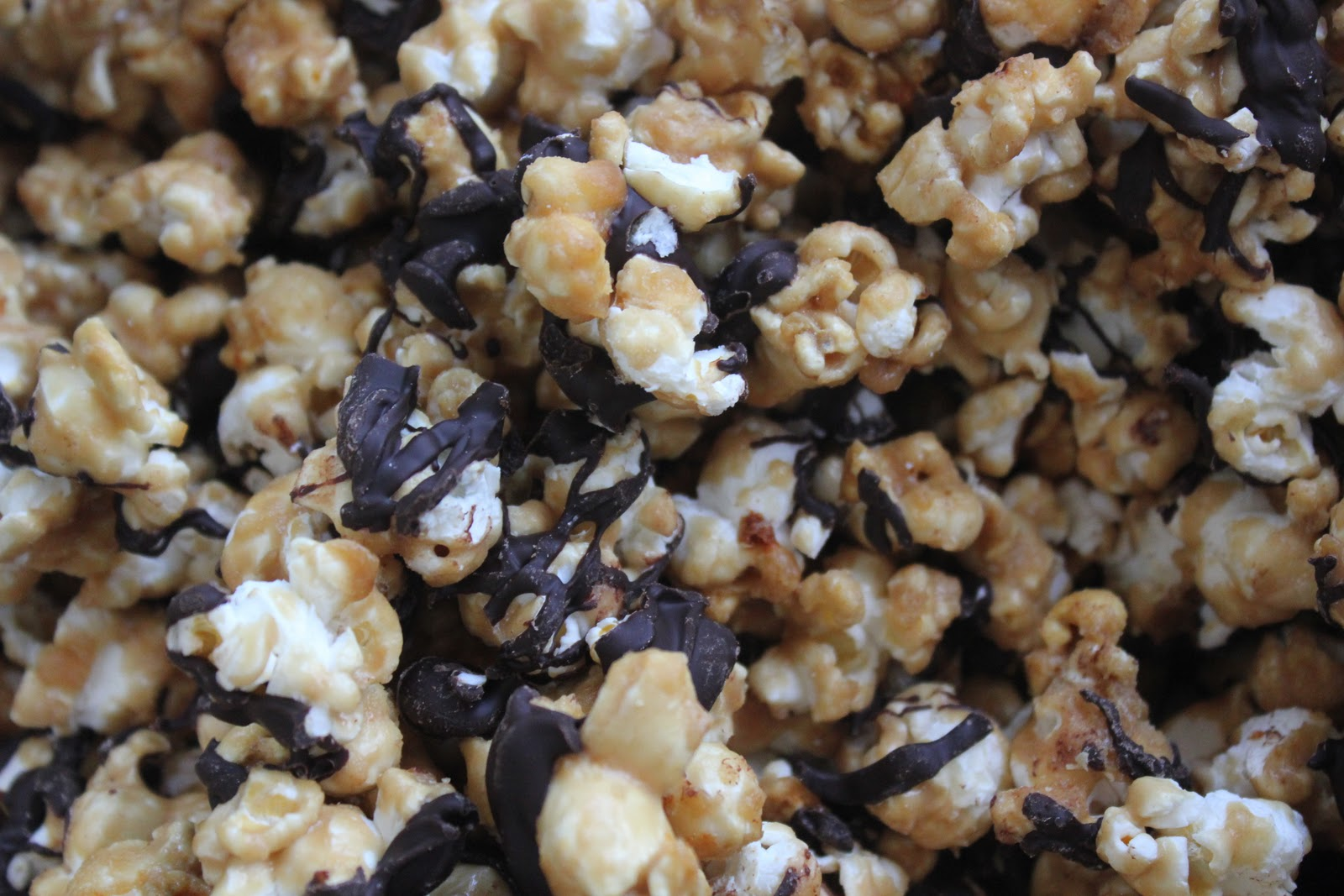 Near to Nothing: Chocolate Covered Caramel Corn