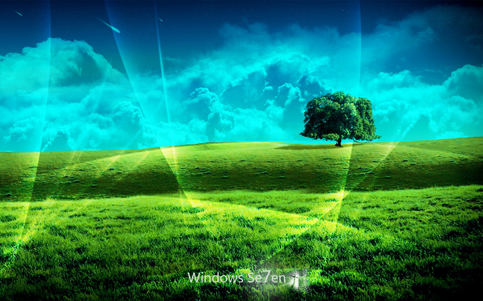 Windows 7 Natural Desktop Best Quality Wallpapers | Top Quality Wallpapers