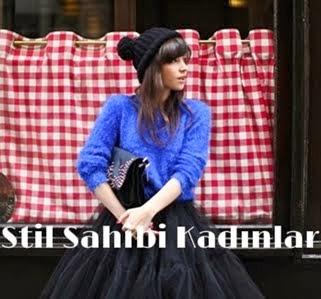 En Stil Sahibi Kadınlar'ın Tarzlarına Göz Atmak İçin TıkTık :)