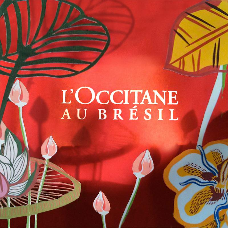 Najava: L'Occitane au Brésil