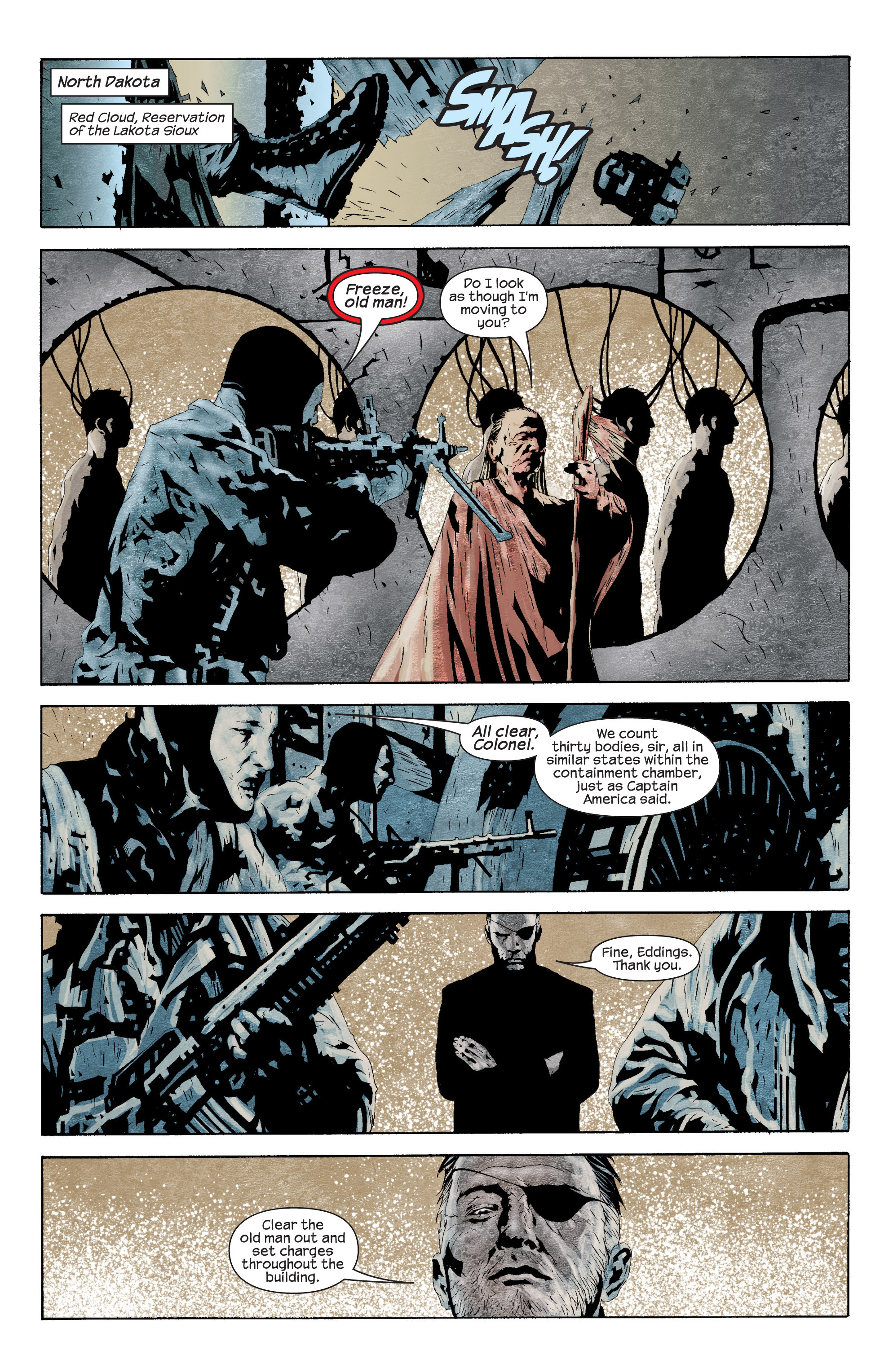 Captain America (2002) Issue #11 #12 - English 19