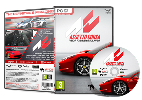 assetto corsa pc full. Black Bedroom Furniture Sets. Home Design Ideas