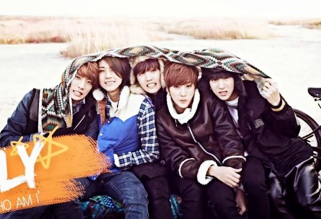"B1A4 2nd album ""who am i"""