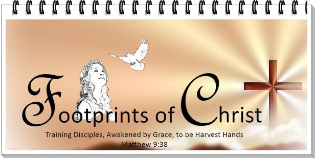 Footprints Of Christ