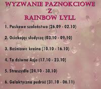 Wyzwanie z Rainbow Lyll