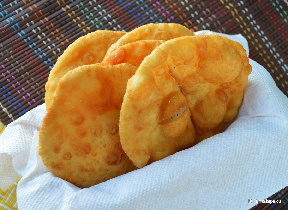 Vegan Tortas Fritas