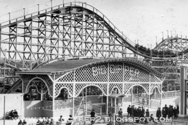 Kecelakaan Roller Coaster Di Krug Park