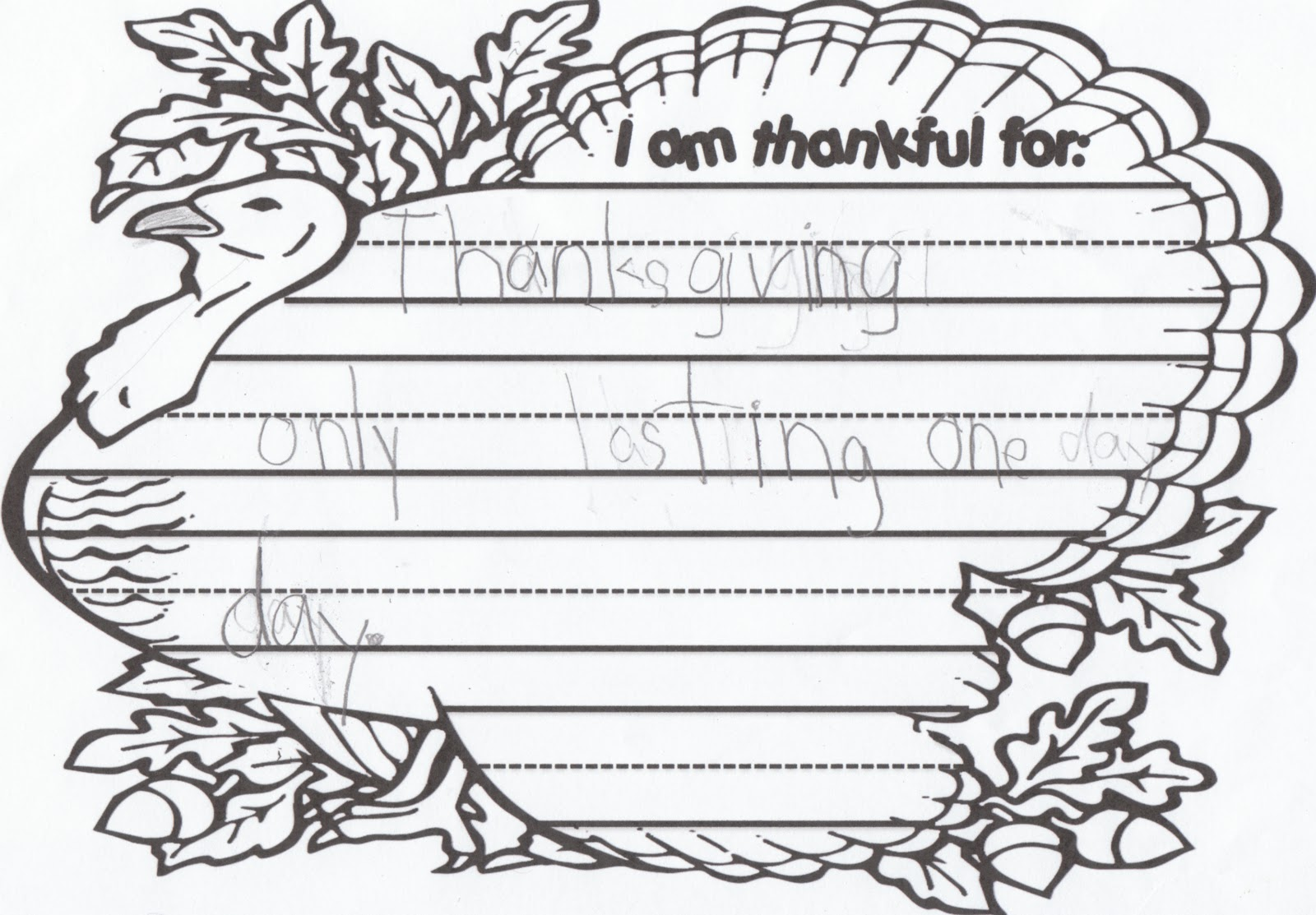 thanksgiving turkey essay Results 1 - 20 of 15924 everything you need to teach an effective persuasive writing unit is included with this pack i use the book i wanna iguana by karen kaufman orloff as a springboard for this unit (this is not a novel study on this book) find this pin and more on school by cunnina essay writing services offer by essay.