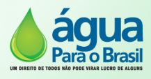 água Para o Brasil
