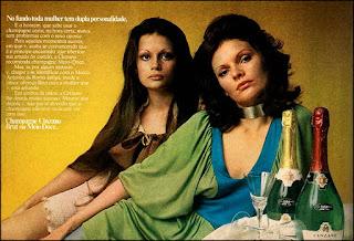 Cinzano, 1972; os anos 70; propaganda na década de 70; Brazil in the 70s, história anos 70; Oswaldo Hernandez;