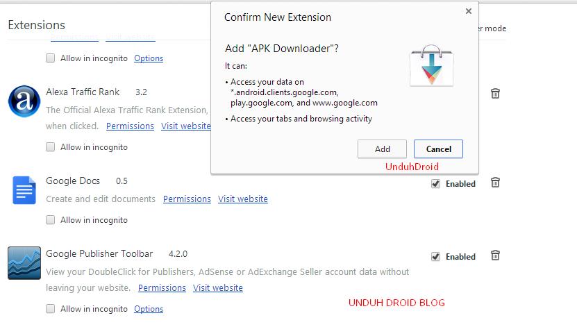 Cara Download File Apk Dari Google Play Melalui PC Terbaru