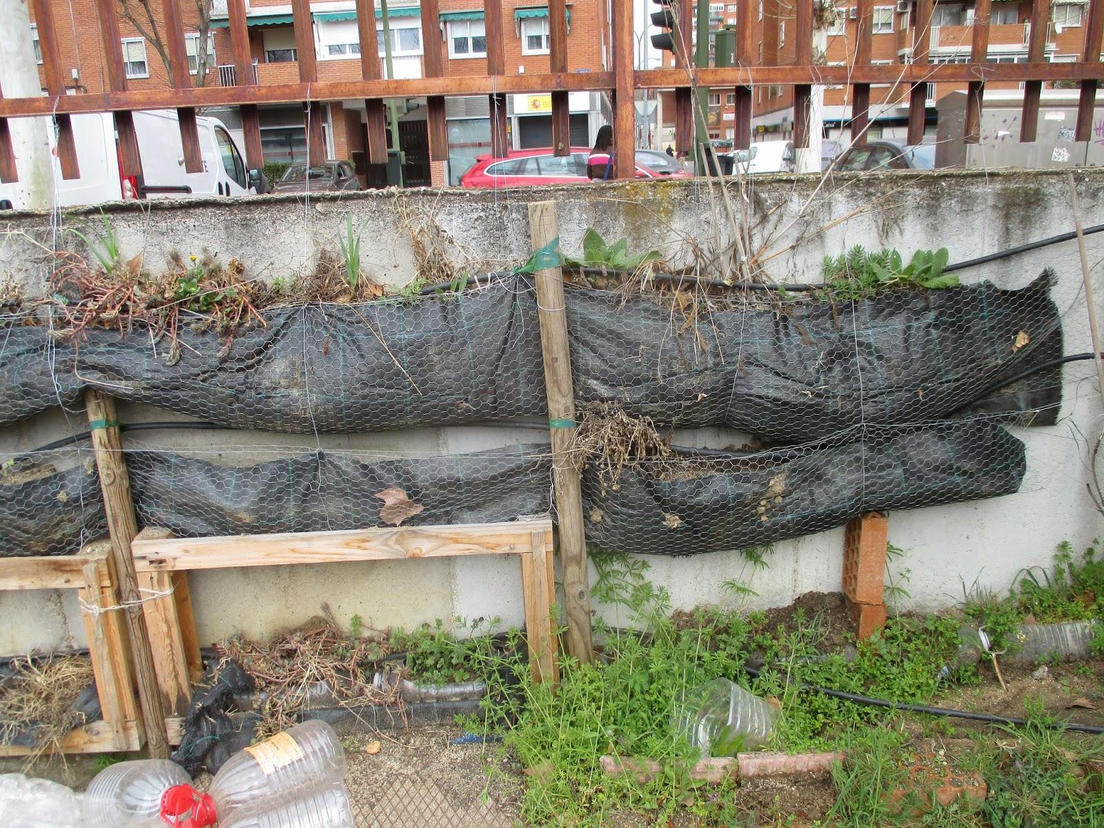 En torno al huerto varias formas de montar un huerto - Huerto de urbano ...