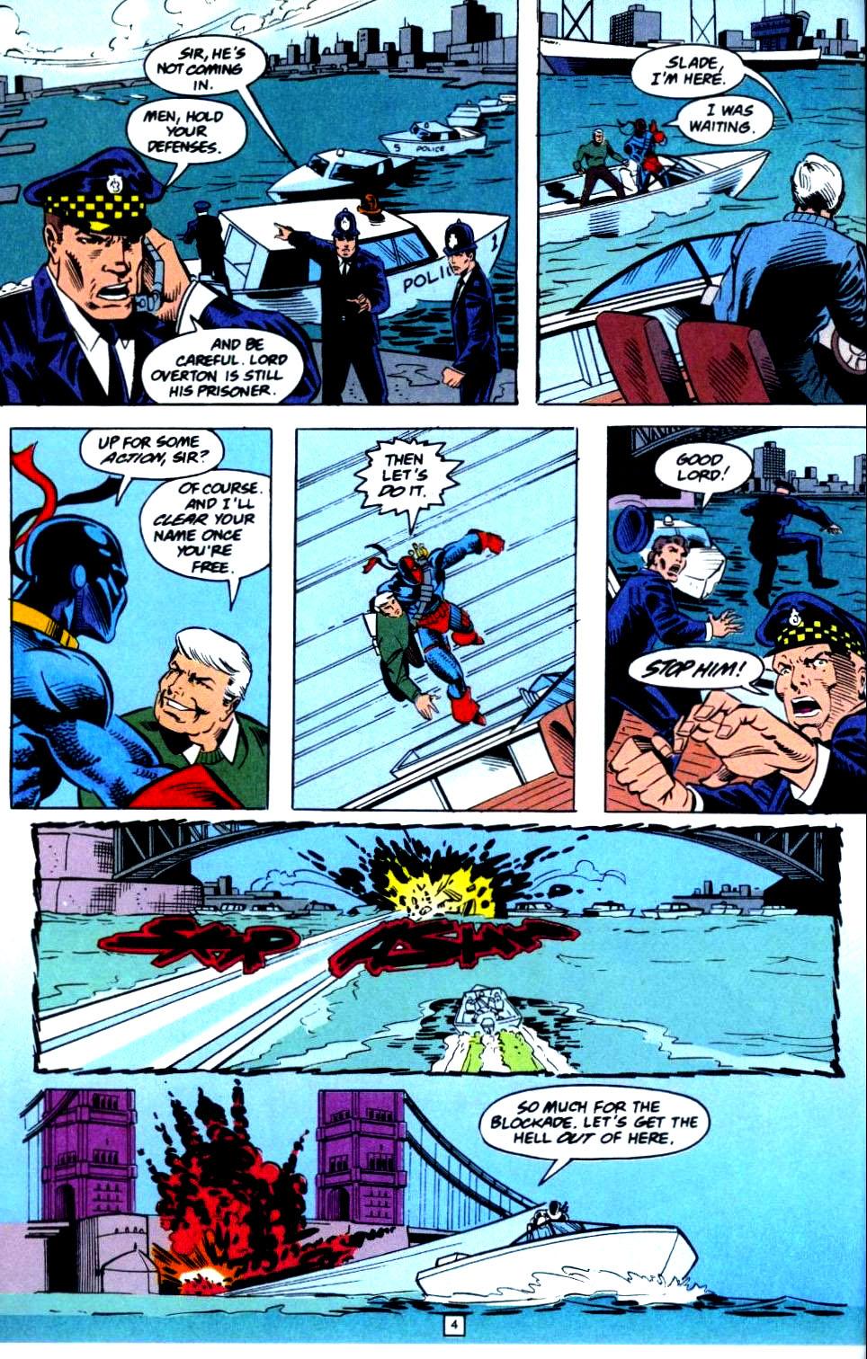 Deathstroke (1991) Issue #36 #41 - English 5