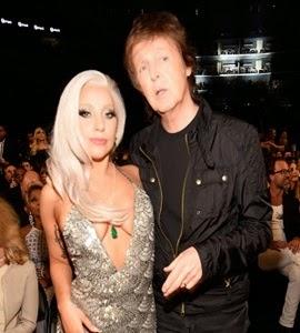 Lady Gaga desligou telefone na cara do assistente do Paul McCartney achando que era trote