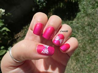My passion nail art