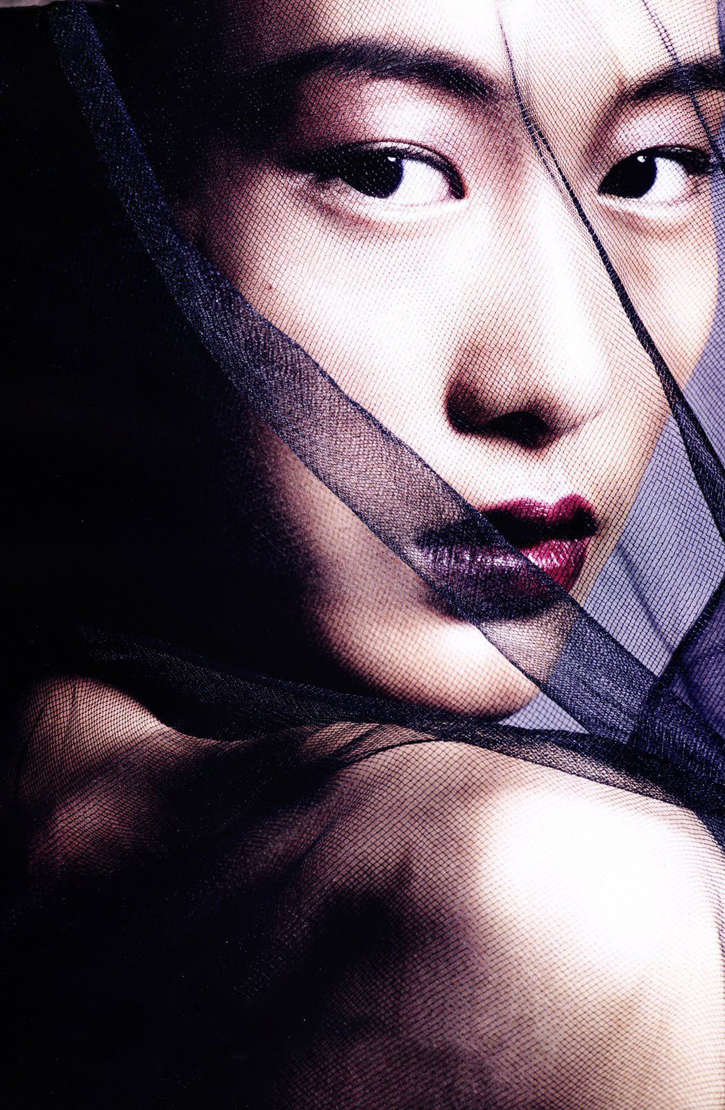 via fashioned by love | Shu Pei in Vogue China January 2011 (photography: Regan Cameron, styling: Katie Mossman)