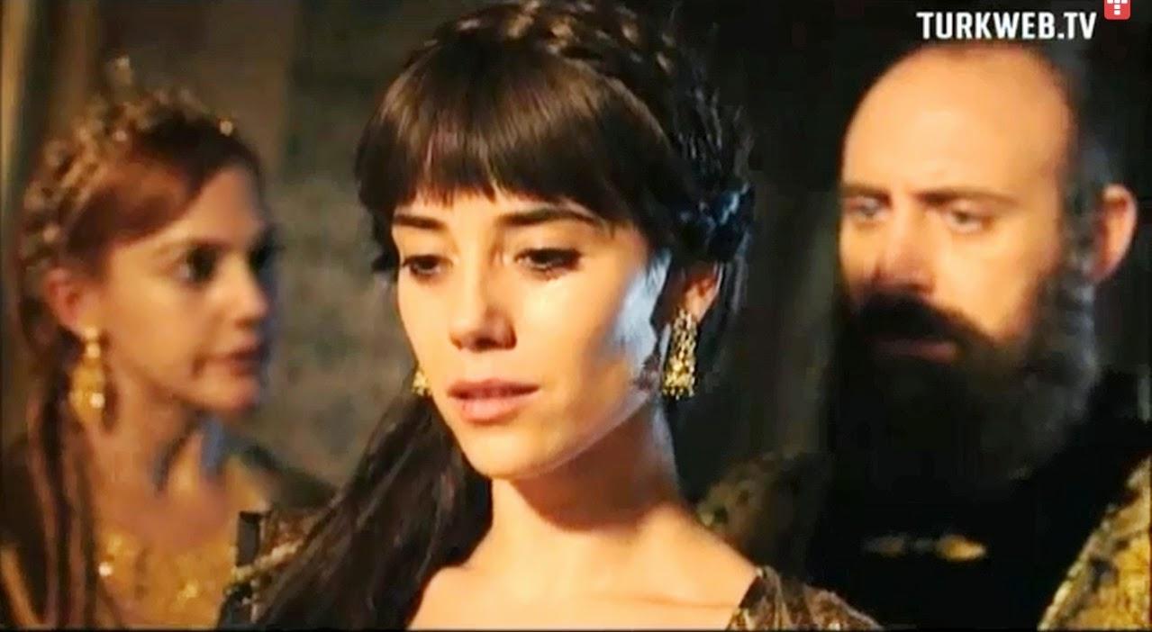 ... lui Firuze este descoperit și Suleyman află cine este ea de fapt