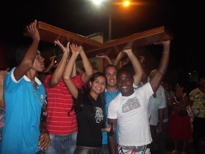 Juventude Missionária da Diocese de Estância/SE se reuniram no Bote Fé.