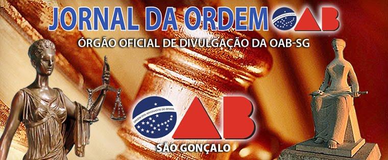 OAB - SÃO GONÇALO