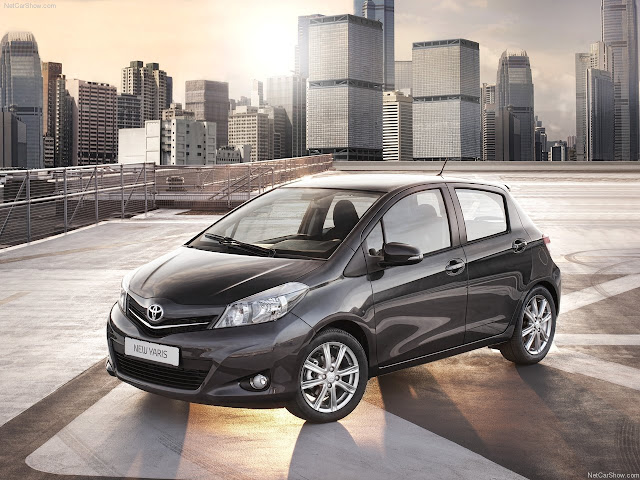 all new yaris 2011