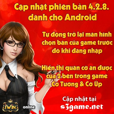 Tải iWin 428 - iWin 4.2.8 Android mới nhất