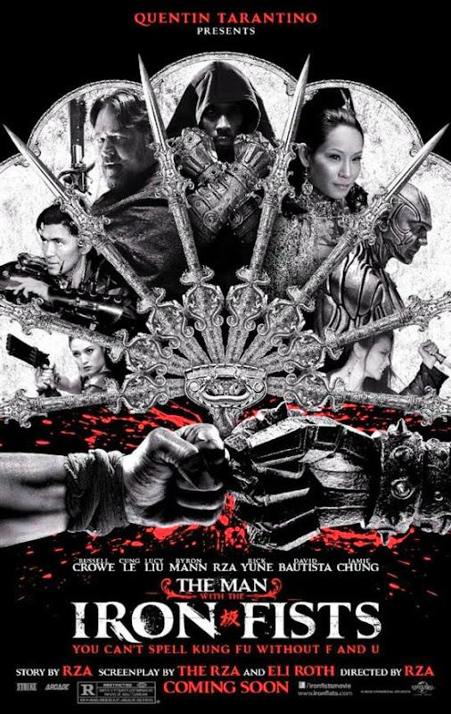 ตัวอย่างหนังใหม่ : The Man with the Iron Fists  (วีรบุรุษหมัดเหล็ก) ซับไทย