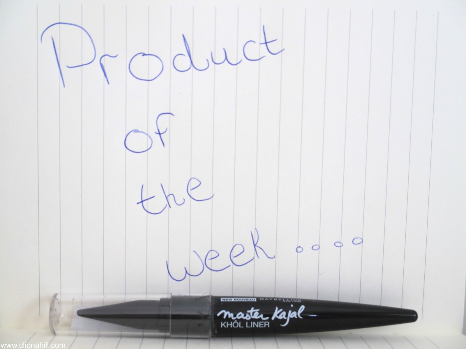 Product Of The Week   Maybelline Master Kajal Khol Liner ...