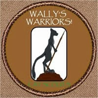 I'm a Member of Wally's Warriors