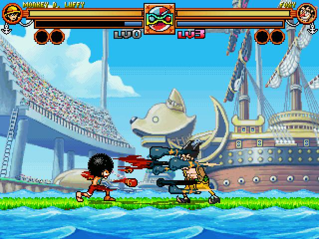 One Piece Great War 2012 PC Game Screenshots 2