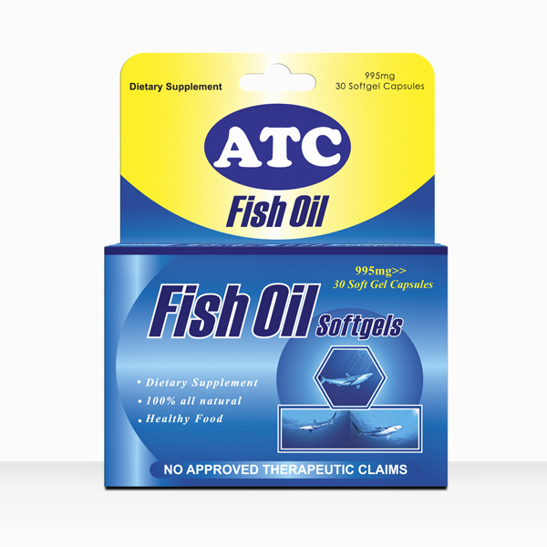 Press release love your heart with atc fish oil for Why do people take fish oil