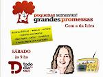 TODO SÁBADO NA RÁDIO TODODIA  - 106,5 FM