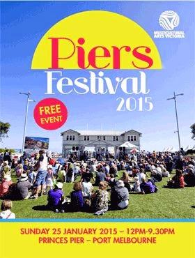 Pier Festival 2015