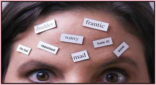 Negative thoughts affect our health