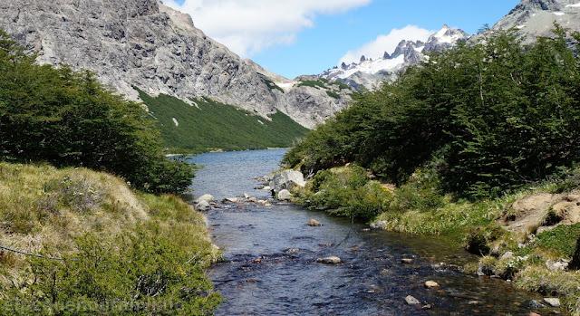 rio casa de piedras, laguna jackob,naciente
