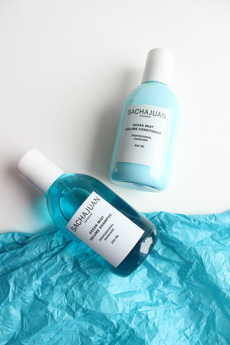 Sachajaun Ocean Mist Haircare Review
