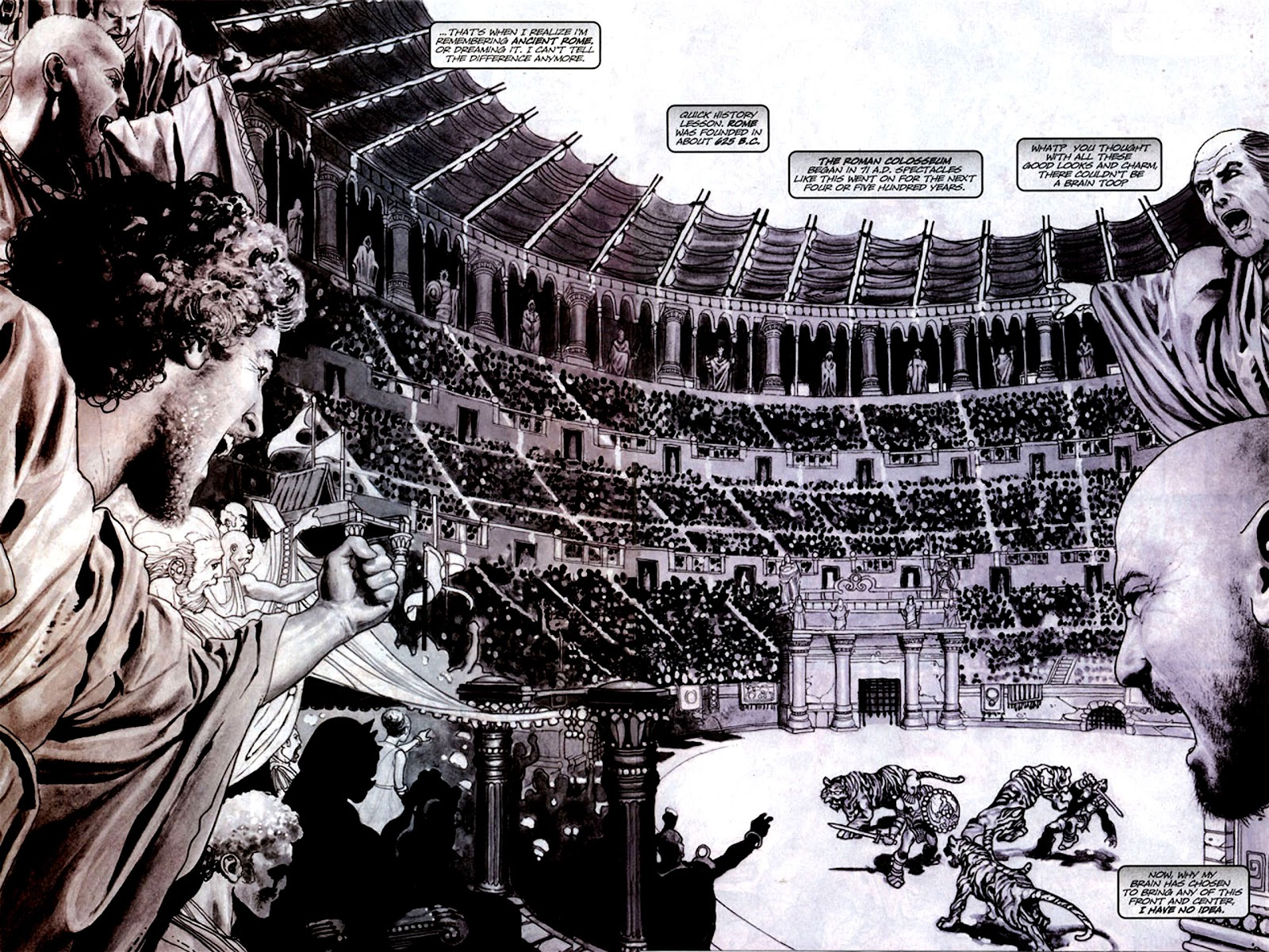 Read online Wolverine (2003) comic -  Issue #53 - 3