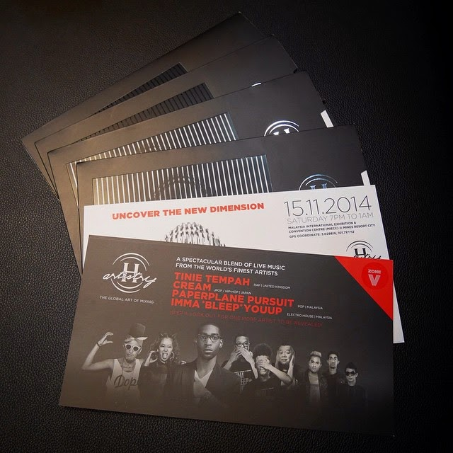 Free Passes Giveaway To H-Artistry MIECC 2014