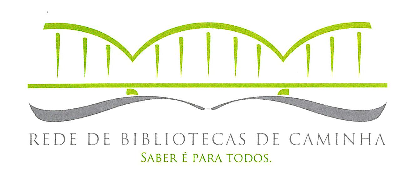Biblio ncora log tipo da rede das bibliotecas de caminha for Logotipos de bibliotecas