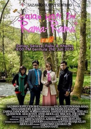 Drama TV2 Kalau Hati Ini Rama-Rama